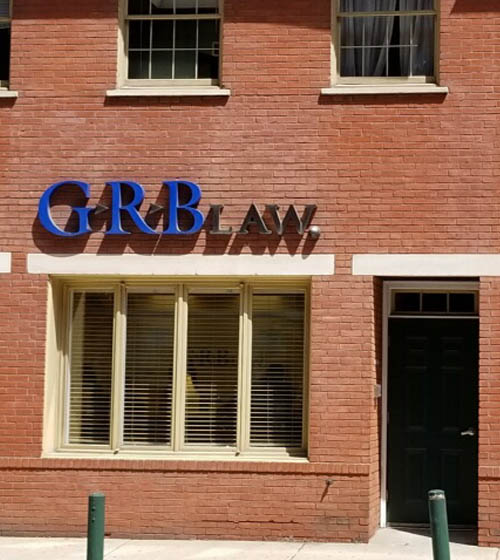 Image of the GRB Law Philadelphia Office on Spruce Street